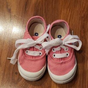 Oshkosh Pink Size 3 Baby Sneakers